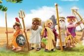 Οι θεοί του Ολύμπου έγιναν Playmobil (φωτό)