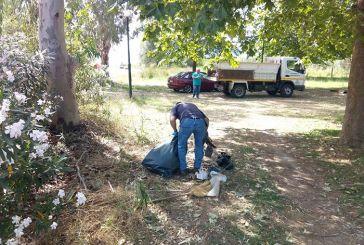 Αντιδήμαρχοι πήγαν στα Αμπάρια για να καθαρίσουν και τα…άκουσαν για τους Ρομά