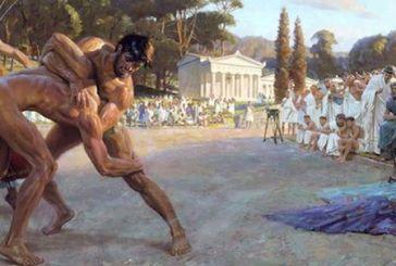 Οι  Αιτωλοί Ολυμπιονίκες στους Αρχαίους Ολυμπιακούς αγώνες