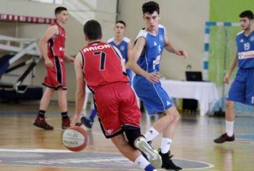 Πανελλήνιο Μπάσκετ Παίδων στο Αγρίνιο: Ηράκλειο-Αρίων Ξάνθης 64-79 (video)