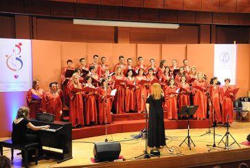 """Το Εργαστήρι «Παναγία Ελεούσα"""" στην 4η Συνάντηση Χορωδιών στο Μεσολόγγι"""