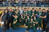 Τελετή λήξης και απονομή του Πανελληνίου Πρωταθλήματος Μπάσκετ Παίδων στο Αγρίνιο (φωτο & video)