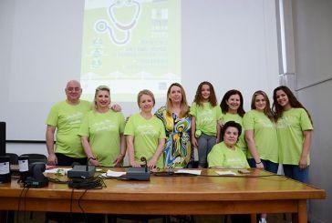 Η προ-φεστιβαλική εκδήλωση για το 3ο Φεστιβάλ Υγείας στην Πάτρα (φωτο)