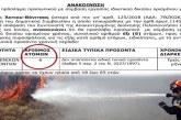Έξι προσλήψεις στην πυροπροστασία του Δήμου Ακτίου – Βόνιτσας