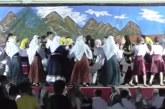 Εντυπωσίασαν τα χορευτικά τμήματα του συλλόγου «Οι Ρίζες»