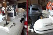 Σκάφος εκλάπη στο Βόλο και βρέθηκε στη Ναύπακτο (φωτο)