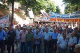 Το Διοικητικό Συμβούλιο του Σωματείου Συνταξιούχων ΙΚΑ Αιτωλοακαρνανίας.