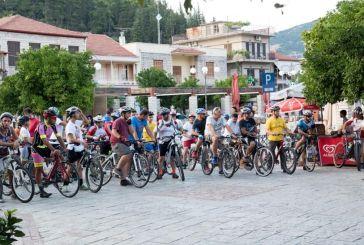 Κυκλοφοριακές ρυθμίσεις για τον αγώνα δρόμου και τον ποδηλατικό γύρο στο Θέρμο