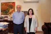 Δεύσμευση Γαβρόγλου για τη μεταφορά του Τμήματος Λογιστικής