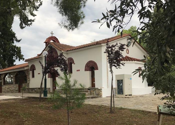 Εορτάζει την Τετάρτη το ξωκκλήσι Αγίου Ιωάννη Ριγανά στο Αγρίνιο
