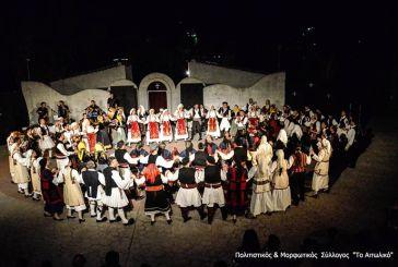 """Παραδοσιακή χορευτική βραδιά στο Αιτωλικό, «Οσο γυρίζει ο χορός, ο κύκλος μεγαλώνει…"""""""