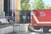 Αρχισαν οι ετοιμασίες στο Ζάππειο για την απογευματινή φιέστα Τσίπρα-Καμμένου