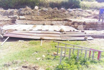 """Θέρμο: οι χαμένες ευκαιρίες για τις ανασκαφές και η… « μπούργκα"""" σε μνημεία"""