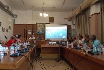 Eπί τάπητος τα θέματα της ιστιοπλοΐας σε συνάντηση στη Βόνιτσα