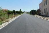 Ασφαλτοστρώσεις οδών επέκτασης Σχεδίου Πόλης στο Μεσολόγγι