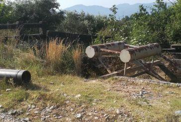 Άνδρας βρέθηκε νεκρός σε αρδευτικό αύλακα κοντά στο Αγρίνιο
