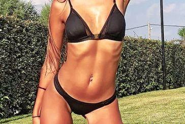 Espresso Girl:Η sexy Αγρινιώτισσα  Φένια Δημητρακάκη