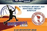 2ο τουρνουά 3on3 Μπάσκετ Βόνιτσας