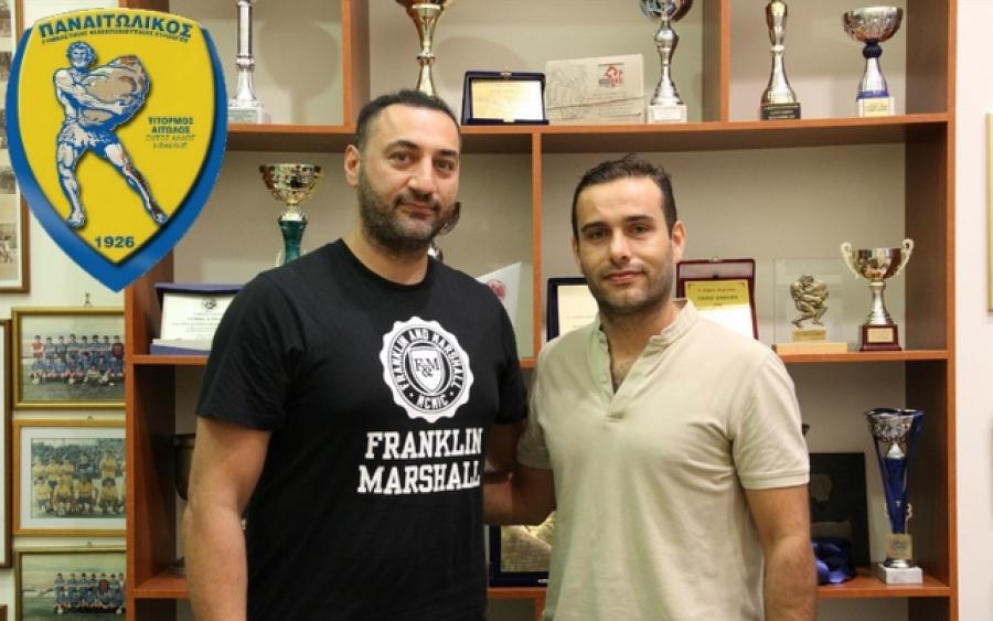 Μπάσκετ: διπλή ενίσχυση για τον Παναιτωλικό