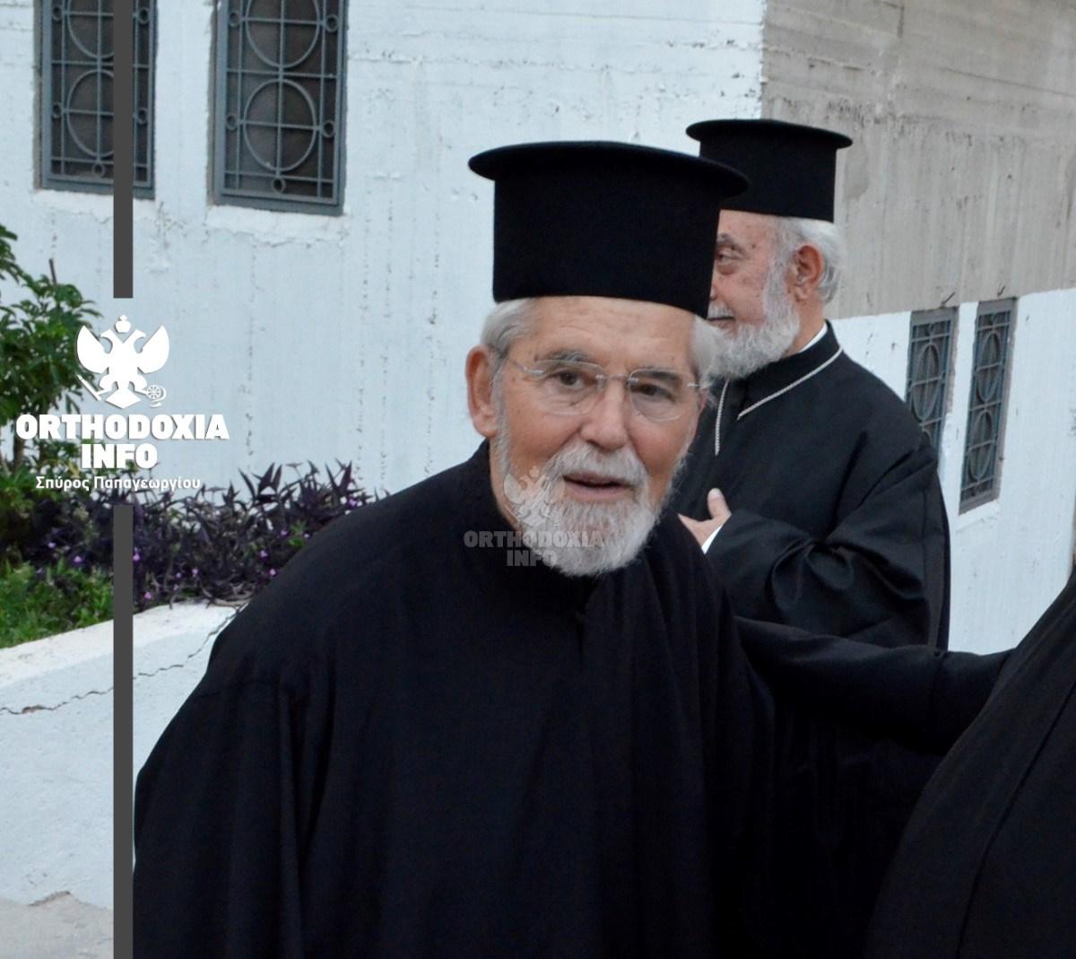 Έχασε τη ζωή του στις φονικές πυρκαγιές και ο Αγρινιώτης ιερέας Σπυρίδων Παπαποστόλου