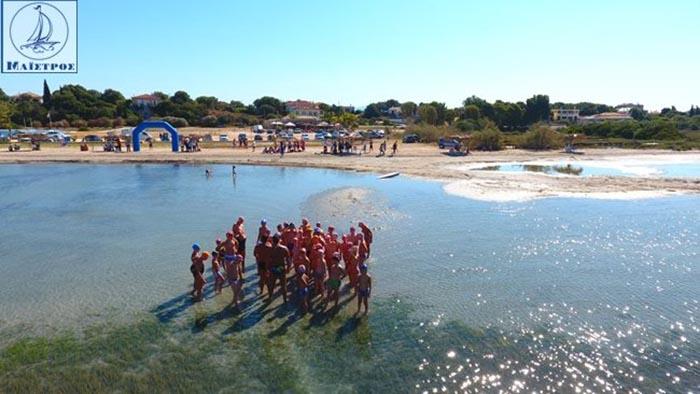 Άρτα: Αθλητικό διήμερο με 14ο Κολυμβητικό Διάπλου Αμβρακικού, τρίαθλο και beach soccer στην Κορωνησία 28-29 Ιουλίου