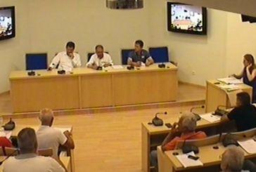 Με 12 θέματα συνεδριάζει το Δημοτικό Συμβούλιο Αμφιλοχίας