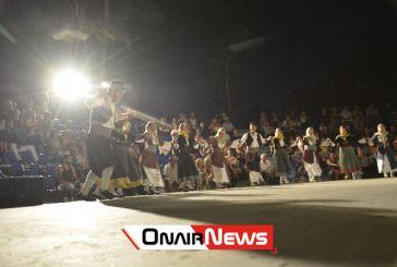 Ξεκίνησε το 2ο Φολκλορικό Φεστιβάλ στο Μεσολόγγι (φωτο)