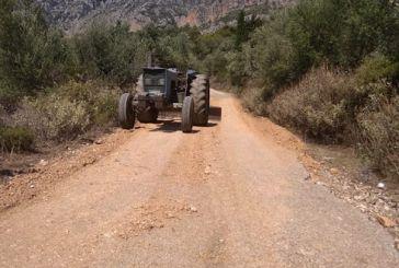 Έργα αγροτικής οδοποιίας επιχορηγεί ο «ΦιλόΔημος» στους δήμους Βόνιτσας και Αμφιλοχίας
