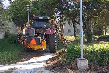 Η Διοίκηση ευχαριστεί τον Δήμο για τον καθαρισμό του αύλειου χώρου του παλιού Νοσοκομείου Αγρινίου