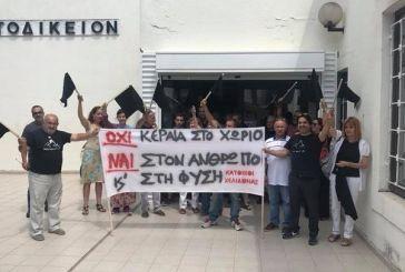 Χελιδόνα Ευρυτανίας: Το ΚΚΕ στο πλευρό των κατοίκων κατά της εγκατάστασης κεραίας κινητής τηλεφωνίας