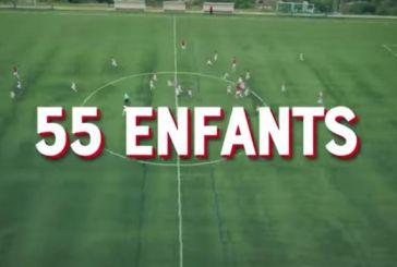 5X55 – Πέντε παίκτες της Μονακό έπαιξαν με… 55 πιτσιρικάδες (video)