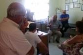 Περιοδεία κλιμακίου του ΚΚΕ στα Κέντρα Υγείας Αστακού και Μύτικα