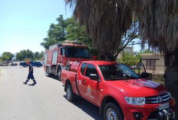 Αγρίνιο: ζημιές σε οικία από φωτιά