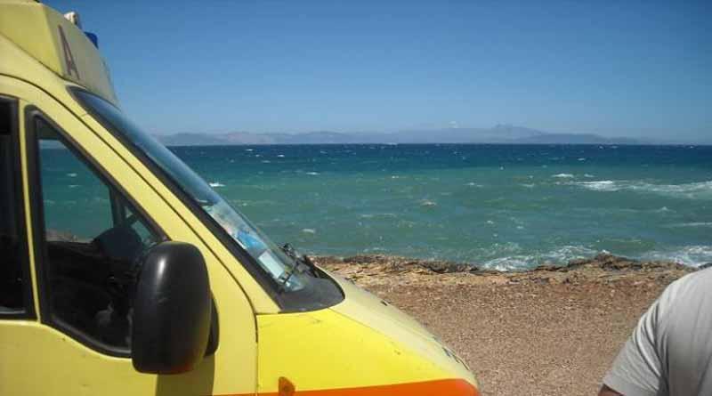 72χρονη άφησε την τελευταία της πνοή στην παραλία της Τουρλίδας