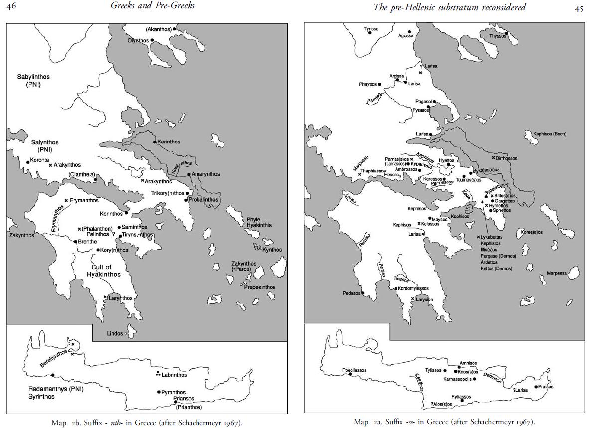 pre-greek