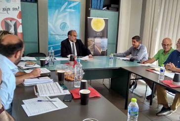 Συναντήσεις Κατσιφάρα για την πορεία των προγραμματισμένων έργων στη Δυτική Ελλάδα
