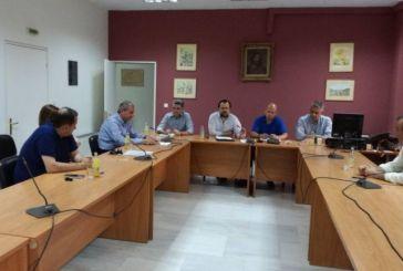 Θέρμο: Ποια θέματα συζητήθηκαν στη συνάντηση εκπροσώπων του ΤΕΕ με αιρετούς
