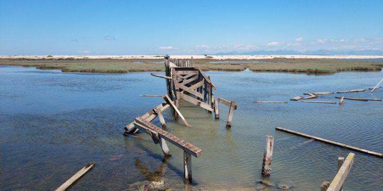 Βανδαλίστηκε η γέφυρα Περατιάς που είχε επισκευαστεί με εθελοντική πρωτοβουλία Ελβετού (φωτο)