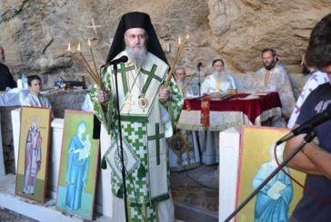 Κυριακή 8 Ιουλίου: Αρχιερατική Θεία Λειτουργία στον Άγιο Νικόλαο Βαράσοβας