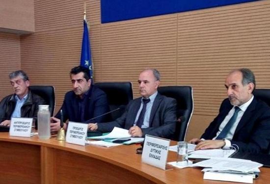 Πρώτο θέμα οι καθαρισμοί ποταμών και χειμάρρων στο Περιφερειακό Συμβούλιο