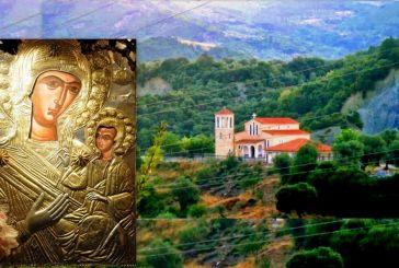 Πως παρέμεινε η εικόνα της Παναγία Προυσιωτίσσης για δύο χρόνια (1948 – 1950)στην Ποταμούλα Αγρινίου