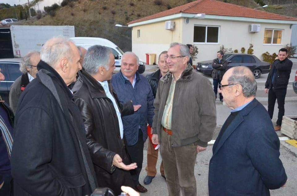 150.000 ευρώ στον δήμο Θέρμου από τις τελευταίες υπογραφές Σκουρλέτη
