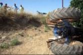 Νεκρός 19χρονος στη Σταμνά- καταπλακώθηκε από το τρακτέρ του