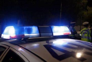 Καταδίωξη στη Στάνο και μπλόκο σε όχημα που μετέφερε μεγάλη ποσότητα χασίς