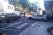 """Αγρίνιο:""""Εγκεφαλικά"""" νωρίτερα για τους οδηγούς στην κλειστή οδό Μακρή"""