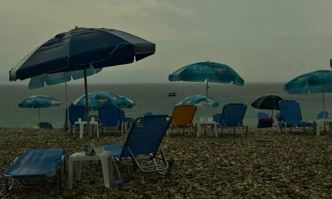 Έκτακτο δελτίο επιδείνωσης του καιρού με καταιγίδες στην Αιτωλοακαρνανία
