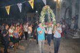 Η Κοίμηση της Θεοτόκου στον Ιερό Ναό Αγίας Τριάδας Αγρινίου