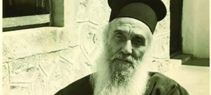 Νέος Αγιος για την Ορθόδοξη Εκκλησία- Ο Γέροντας Αμφιλόχιος Μακρής