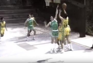 Άγριος Ζευς Αγρινίου – Σούλι (1992): Μία παρέα, μία ομάδα, μία γειτονιά (video)