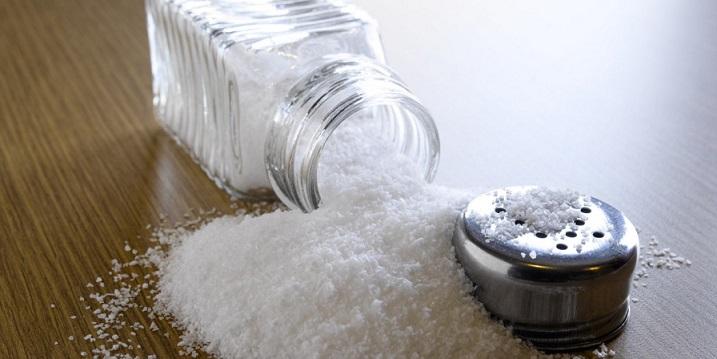 Ασφαλές το αλάτι για την καρδιά, αλλά με μέτρο